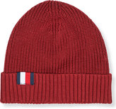Tommy Hilfiger Hilfiger Editions Knitted Beanie Hat