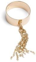 Lana Women's Small Tassel Ring