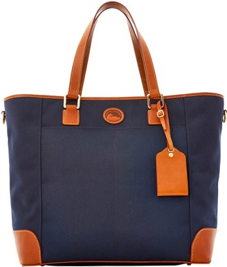 Dooney & Bourke Executive Cabriolet Newport Tote
