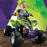 Fisher-Price Power Wheels Teenage Mutant Ninja Turtles Ride-On Kawasaki KFX by