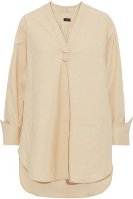 Joseph Eamon Oversized Cotton-poplin Shirt