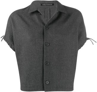 Yohji Yamamoto Pre-Owned 1990s cut-off jacket