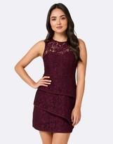 Forever New Mini Lace Dress