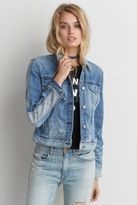 No Sleeve Jean Jacket - ShopStyle
