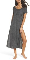 Leith Women's Easy Tee Burnout Cover-Up Dress