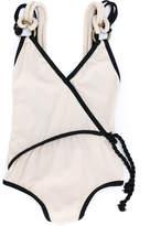 Belle Chiara crossover swimsuit