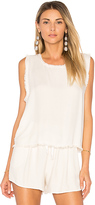 Sam&lavi Lina Tank in Ivory. - size L (also in )