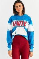 Urban Outfitters Unite Cropped Hoodie Sweatshirt