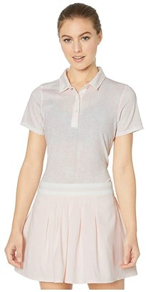 Puma Roses Polo (Rosewater) Women's Clothing
