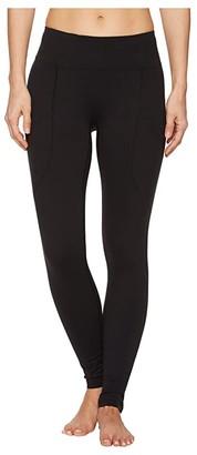 Arc'teryx Delaney Leggings (Black) Women's Casual Pants