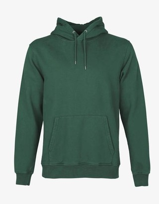 Colorful Standard - Classic Organic Hood Emerald Green - M