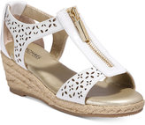 Michael Kors Cate Lali Wedge Sandals, Little Girls (11-3) & Big Girls (3.5-7)