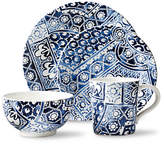 Ralph Lauren Cote d Azur Batik 4-Piece Dinnerware Set