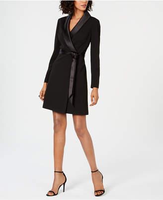 Adrianna Papell Tuxedo Sheath Dress, Regular & Petite Sizes
