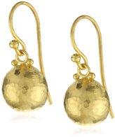 "Gurhan Dome"" High-Karat Half-Ball Dangle Earrings"