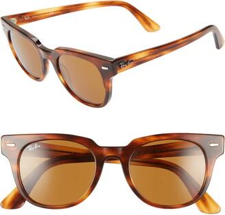 Ray-Ban Wayfarer 50mm Square Sunglasses