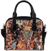 Angelinana Custom Women's Handbag WWE World Wrestling Entertainment Fashion Shoulder Bag