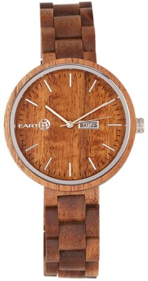Earth Wood Unisex Berkshire Watch