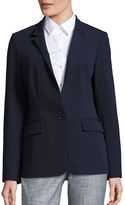 Tommy Hilfiger One-Button Jacket