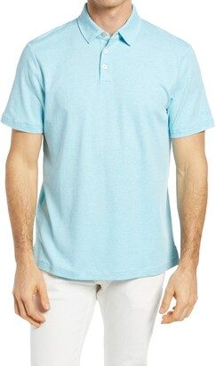 Tommy Bahama Pacific Shore Stripe Short Sleeve Men's Polo