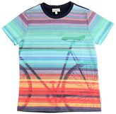 Paul Smith Bicycle Striped Cotton Jersey T-Shirt
