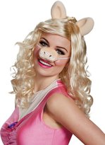 Disguise womens Miss Piggy Adult Wig Standard
