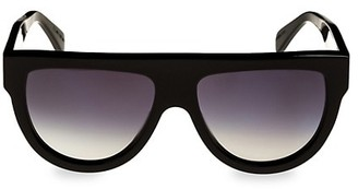 Celine Black Aviator Sunglasses
