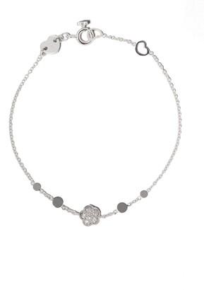 Pasquale Bruni 18kt white gold diamond Fioremi bracelet