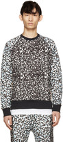 Markus Lupfer Multicolor Mix Jelly Bean Sweatshirt