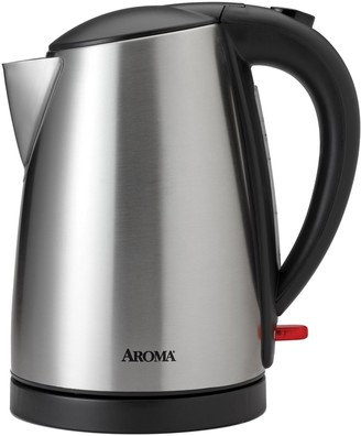 Aroma 1.7-Liter Stainless Steel Electric Kettle