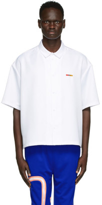 Reebok by Pyer Moss White G Short Sleeve Shirt