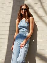 Thumbnail for your product : ÉTICA Cami Halter Jumpsuit - Quartz Creek