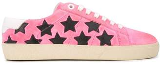 Saint Laurent Court Classic SL/06 star sneakers