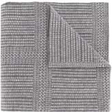 Pringle tartan weave scarf