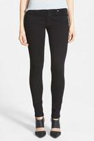 James Jeans &Twiggy& Five Pocket Leggings (Black Clean)