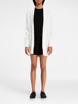 DKNY Pure Open Front Cardi Coat
