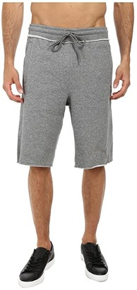 Puma 12 Sweat Bermuda (Medium Grey Heather) Men's Shorts