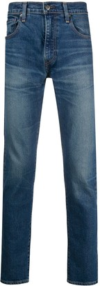 Levi's Made & Crafted Light Wash Jeans