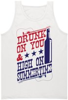 United Tees Ladies 'Drunk on You & High on Summertime' Tank Top