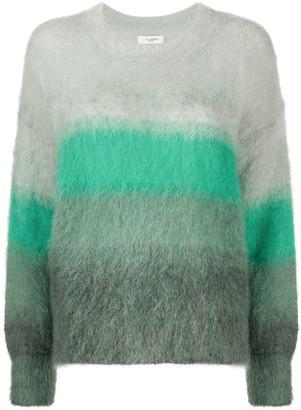 Etoile Isabel Marant Gradient Knit Jumper