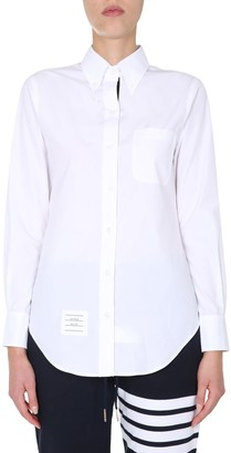 Thom Browne Down Button Shirt