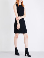 St. John Clair tailored-fit knitted dress