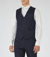 Reiss North W Wool Waistcoat