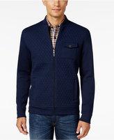 Tasso Elba Men's Classic Fit Full-Zip Jacket, Only at Macy's