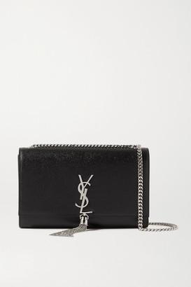 Saint Laurent Kate Medium Textured-leather Shoulder Bag