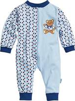 Playshoes Unisex Baby Overall Jersey Bear Sleepsuit,(Manufacturer Size:74)