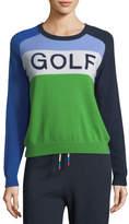 Tory Sport Cashmere Golf Sweater