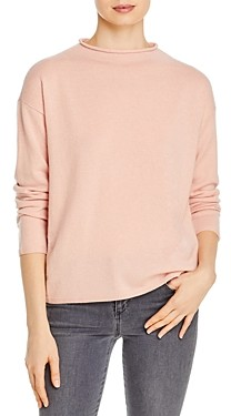 Eileen Fisher Cashmere Roll Neck Sweater