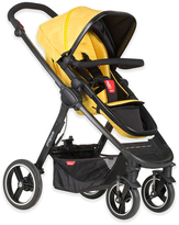 Phil & Teds Yellow Mod Stroller