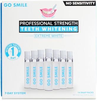 Go Smile Extreme White Teeth Whitening Kit
